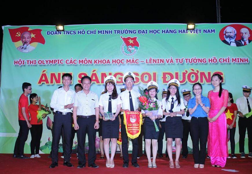 Hội thi OLYMPIC các môn khoa học Mac – Lênin và TT HCM